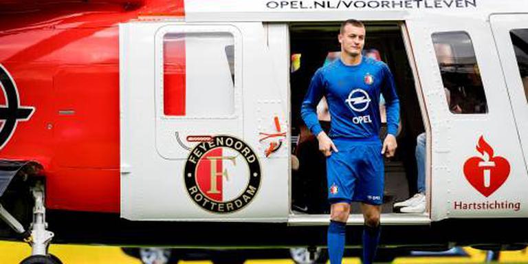 Doelman Bijlow langer bij Feyenoord