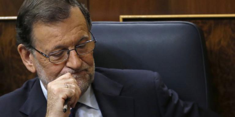 Rajoy krijgt opnieuw geen vertrouwen