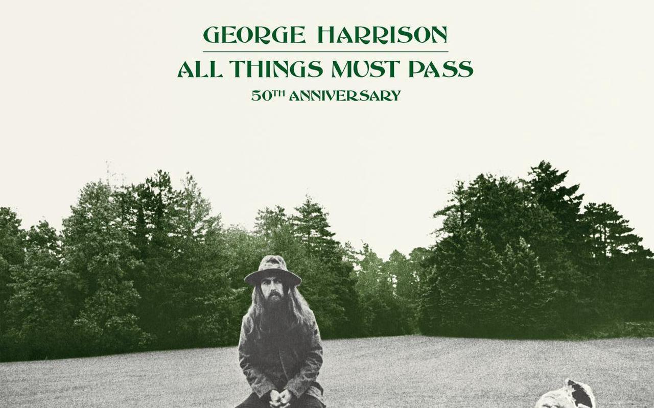George Harrison: All Things Must Pass (50th anniversary).