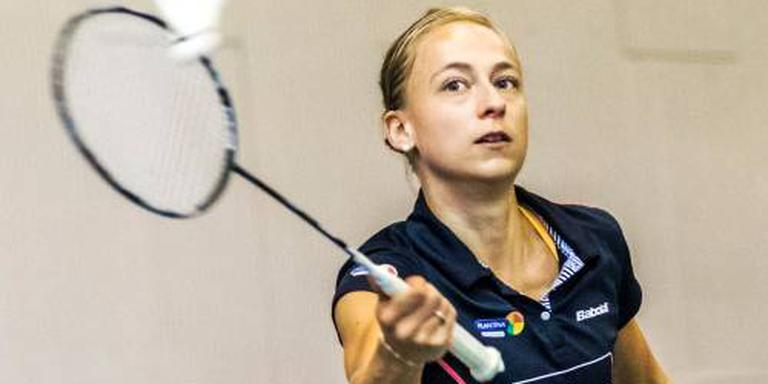 Twee titels badmintonster Piek in Glasgow