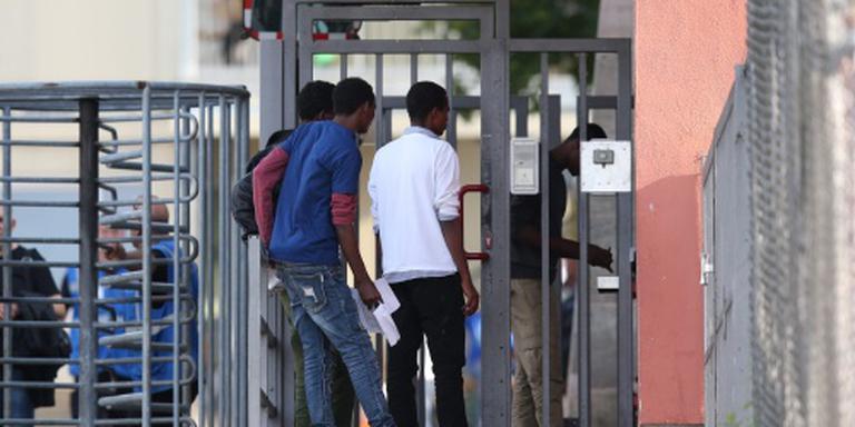 Duitsland weigert meer vluchtelingen