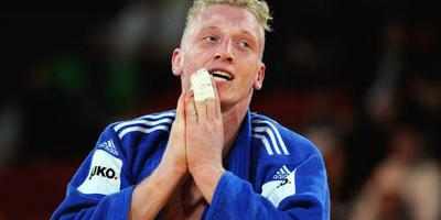 Zilver judoka De Wit bij The Hague Grand Prix