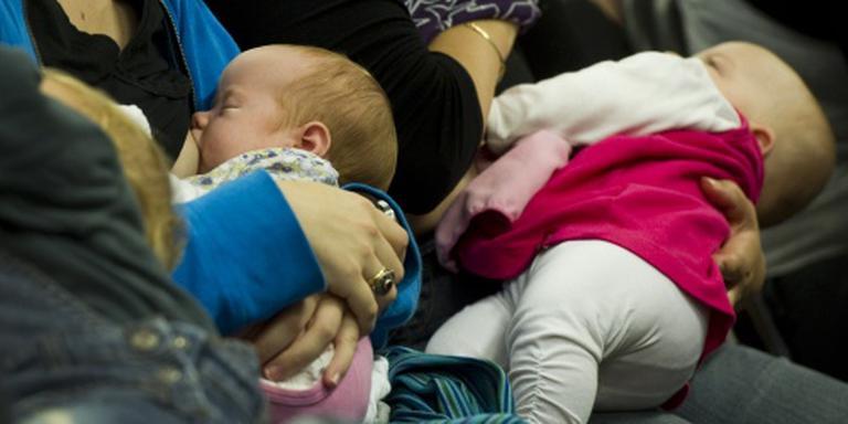 'Borstvoeding geven in het openbaar niet fijn'