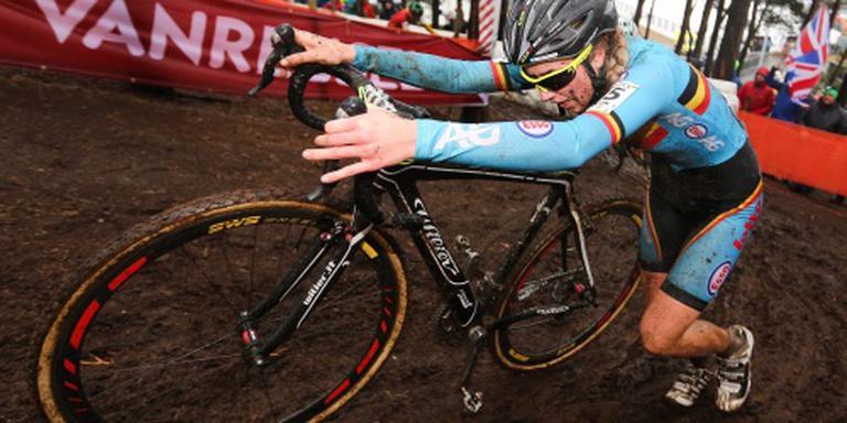 UCI schorst Van den Driessche voor 6 jaar