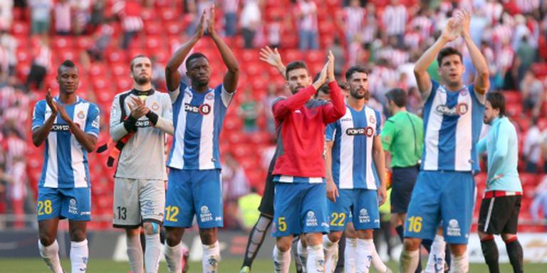 Griepvirus treft acht spelers Espanyol