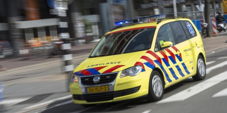 Negen gewonden bij ongeval op A67