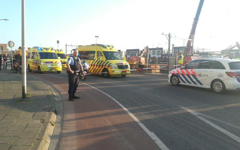 Vier gewonden bij aanrijding in Coevorden.