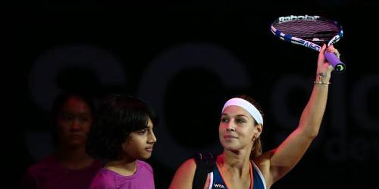 Cibulkova schrijft WTA Finals op haar naam