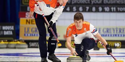 Curlers verslaan ook Rusland op EK