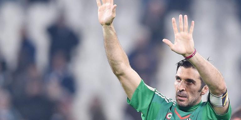 Buffon stopt over twee jaar