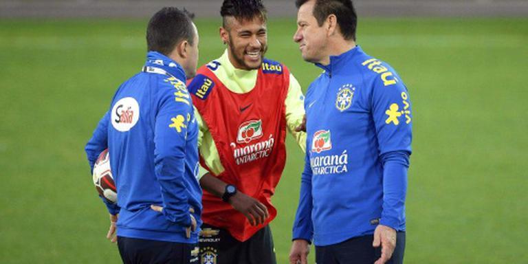 Dunga wil met Neymar jagen op olympisch goud