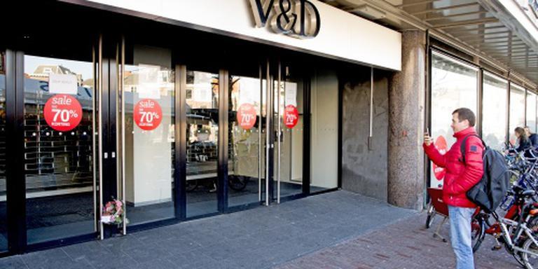 Sportwinkelketen Topshelf aast op V&D-panden