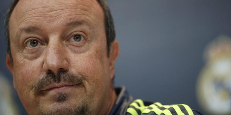 Benitez: Newcastle blijft in Premier League