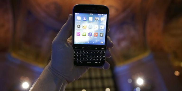 Inzage data BlackBerry voor misdaadonderzoek
