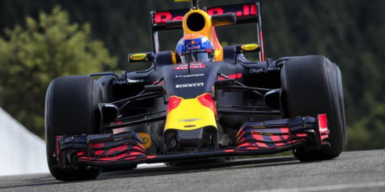 Tweede tijd voor Verstappen in kwalificaties
