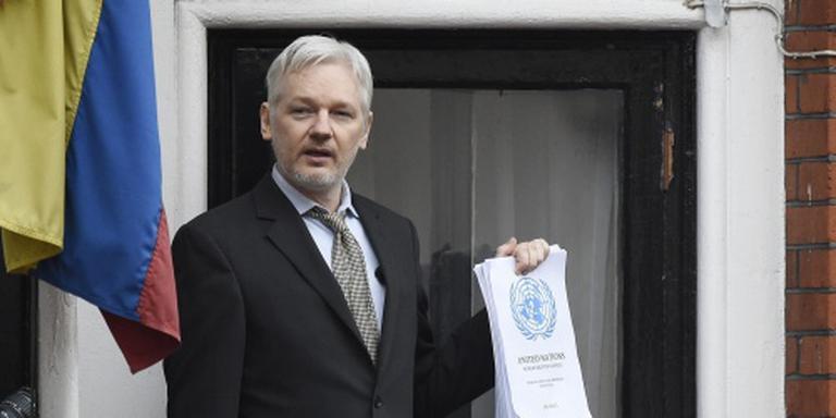 Zweeds hof handhaaft arrestatiebevel Assange