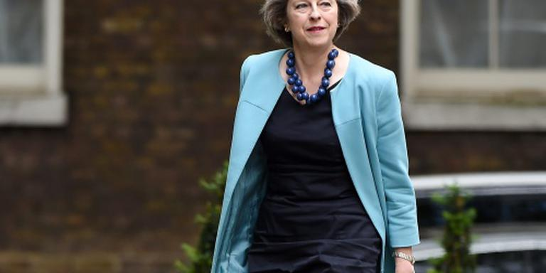 Ook minister May wil premier Cameron opvolgen
