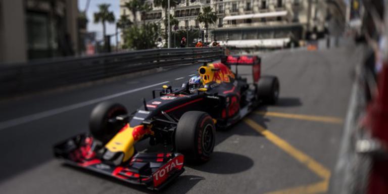 Ricciardo pakt pole in Monaco