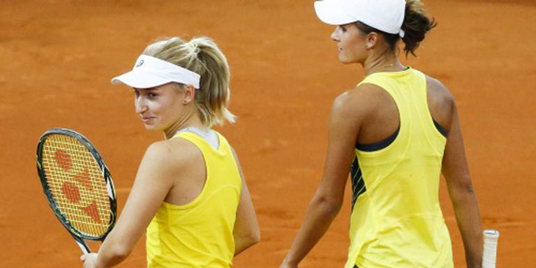 Zusjes Rodionova toch nog naar Rio