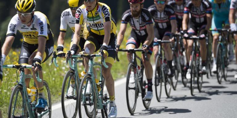 Minder ploegen in UCI WorldTour