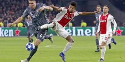 Ajax loot in Nyon mee voor achtste finales CL