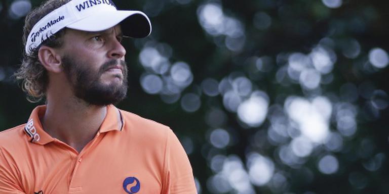 Golfer Luiten door op PGA Championship