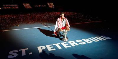Elfde titel voor tennisser Thiem