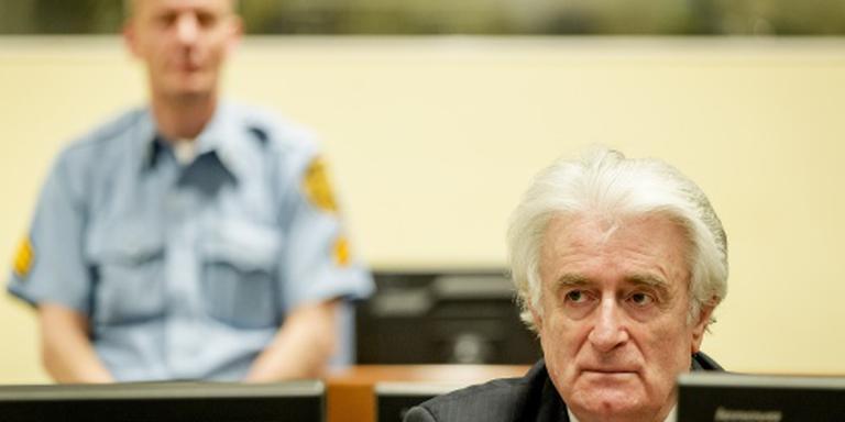 Tribunaal begint met vonnis Karadzic