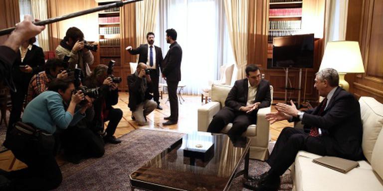Tsipras dreigt met dwarsliggen