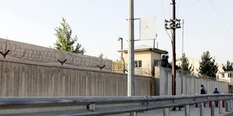 Schoten op Amerikaanse universiteit Kabul