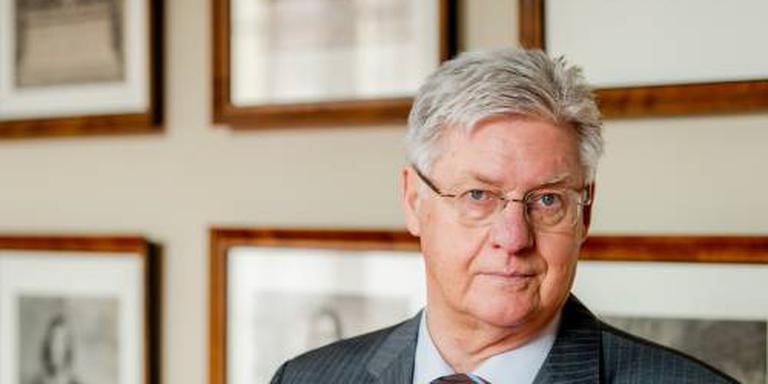 Burgemeester Vreeman even terug in Zaanstad