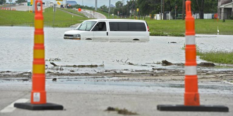 Lichamen geborgen na noodweer in Texas