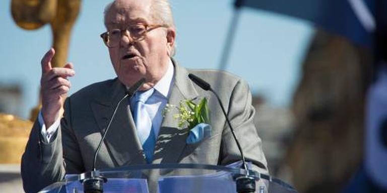 Jean-Marie Le Pen terecht uitgesloten van FN