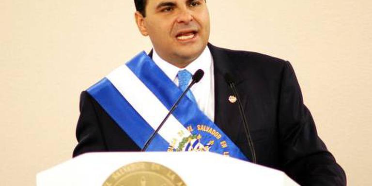 Ex-president El Salvador vast voor fraude