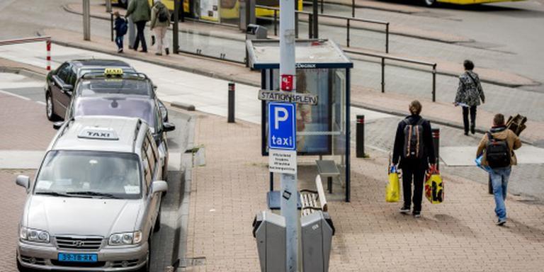 Oplossing voor taxi's Utrecht na protest
