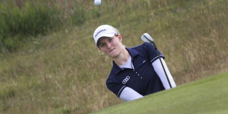 Golfster Van Dam mist Ladies Nations