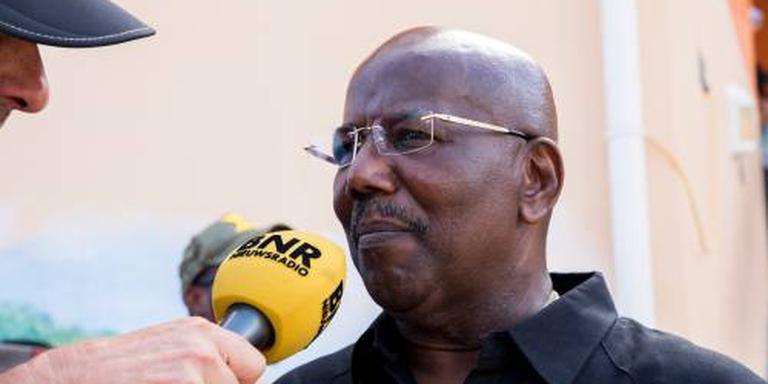 Marlin vertrekt als premier van Sint-Maarten