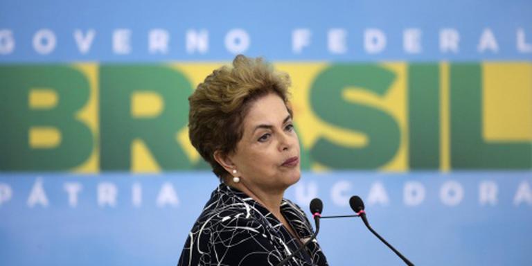 'Meerderheid senatoren stemt tegen Rousseff'