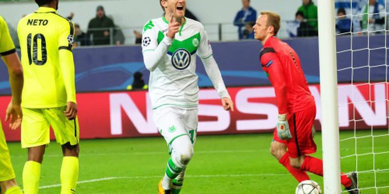 Wolfsburg maakt einde aan avontuur AA Gent
