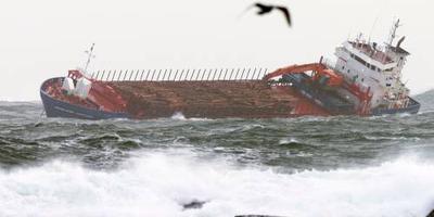 Cruiseschip bereikt haven na bijna-ramp