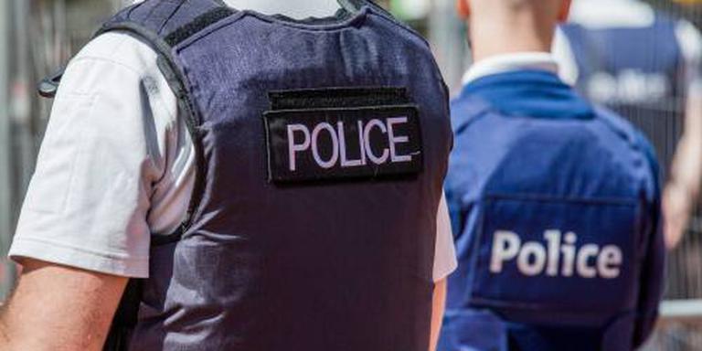 Arrestaties om machete-aanval op agenten