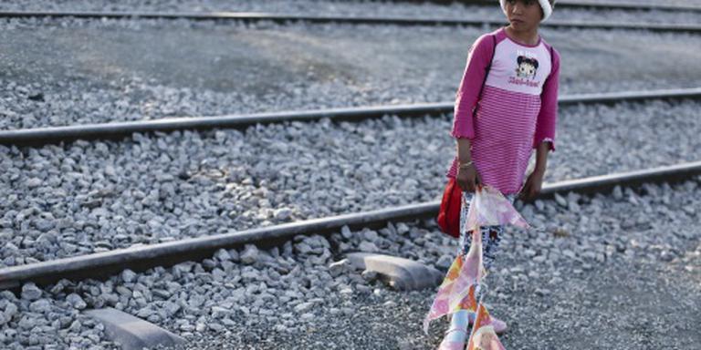'Derde vluchtelingen minderjarig en alleen'