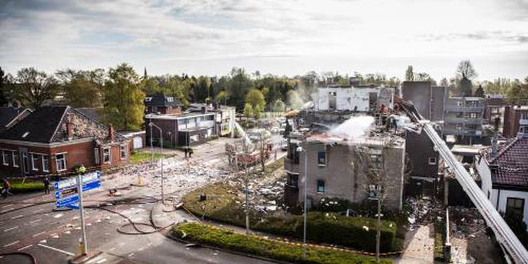 Dertig mensen nog niet terug naar flat Veendam