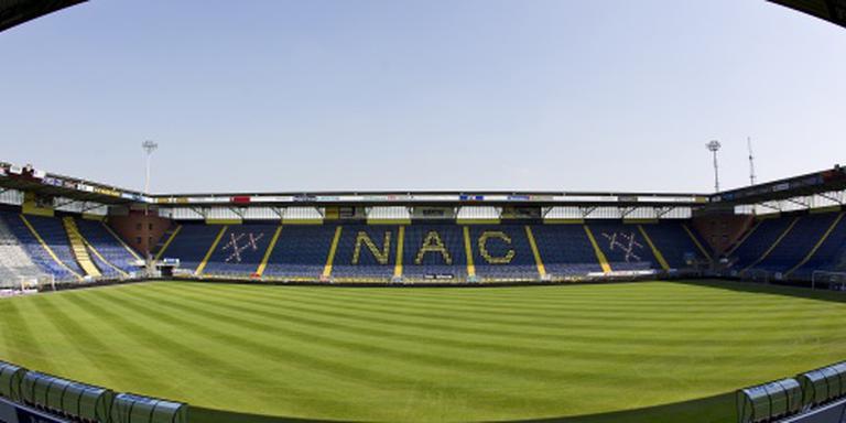 NAC Breda toont karakter tegen Willem II