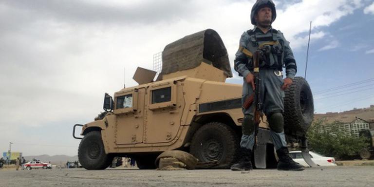 Aanval op heiligdom in Kabul