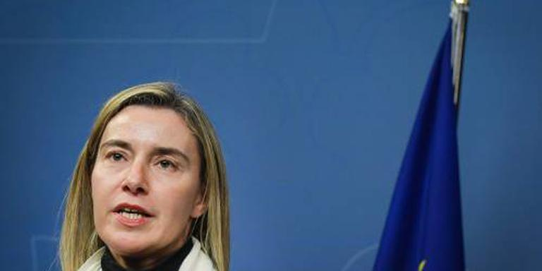 Europese Unie maant Rusland om Syrië