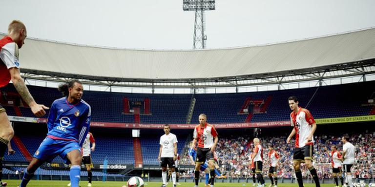 Doelman Hahn langer bij Feyenoord