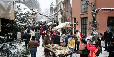 Deventer brengt wereld Dickens tot leven