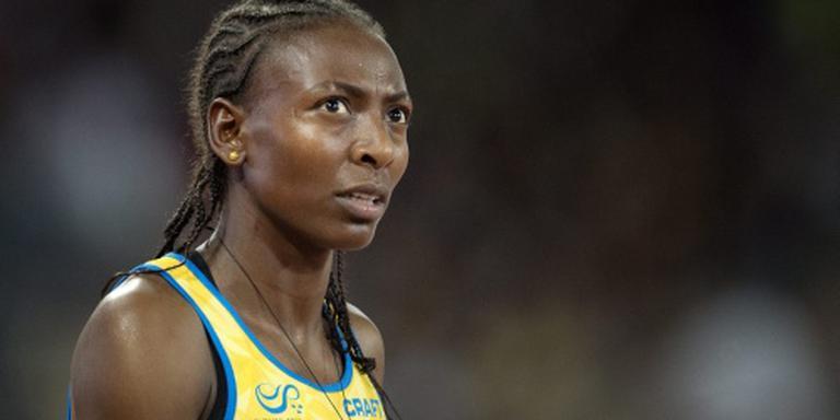 Hermens breekt met atlete Aregawi
