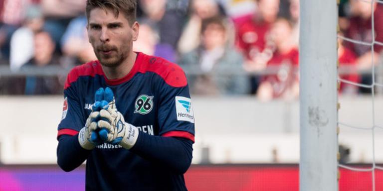 Leicester rondt transfer met Zieler af